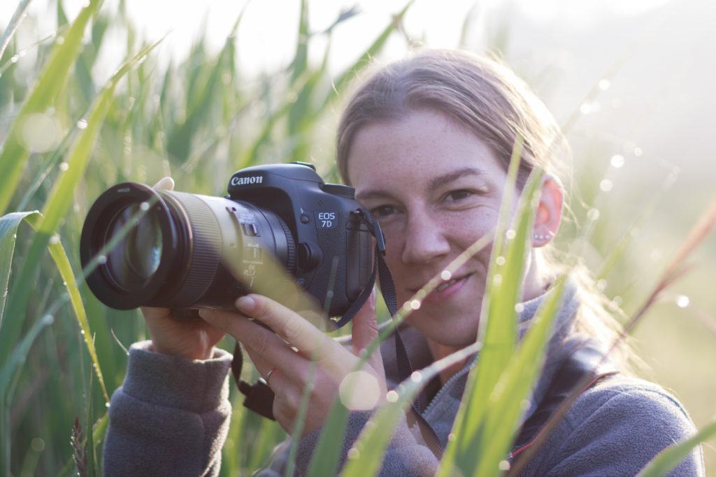 Makrofotografia w plenerze: Canon 7d i Sigma 105 mm f/2.8